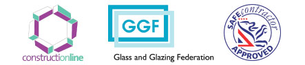 BFM Glazing Ltd have been accredited to the highest level..